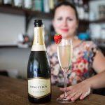 Semolina restaurant and cafe, Brighton, Ridgeview champagne