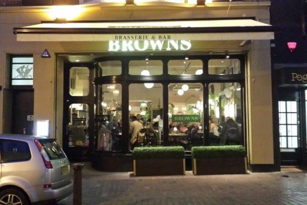 browns exterior