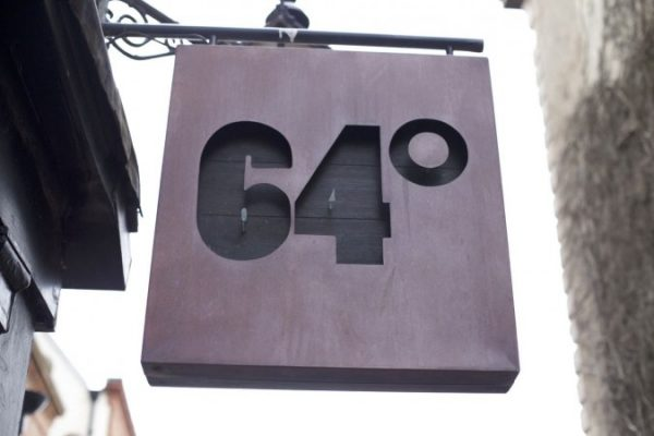 64 Degrees Brighton