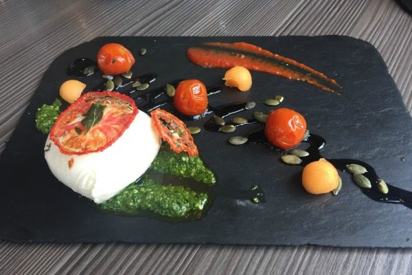 Buratta Cheese Food For Friends