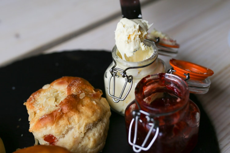 Scones and Cream