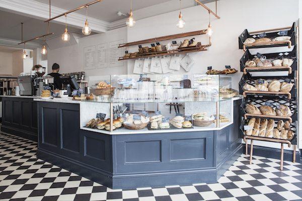 The Flour Pot Bakery, Five Ways, Cafe, Brighton