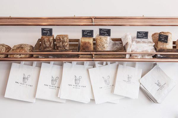 The Flour Pot Bakery - Brighton North Laine