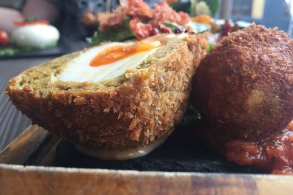 Food For Friends Scotch Egg