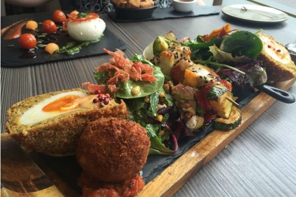 Food For Friends Sharing Platter