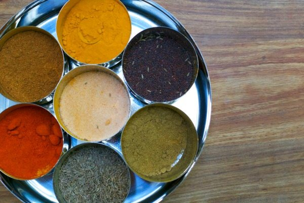 Spices at Indian Summer, Brighton