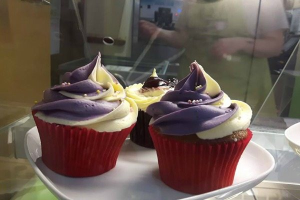 Loving Hut Cupcakes