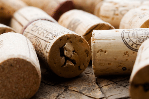 corks at Hotel Du Vin