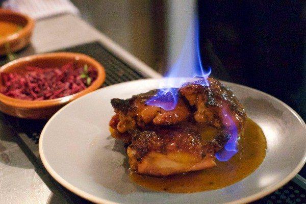 Senor Buddha Chicken