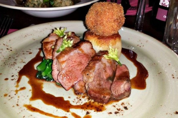 The Cricketers Lamb
