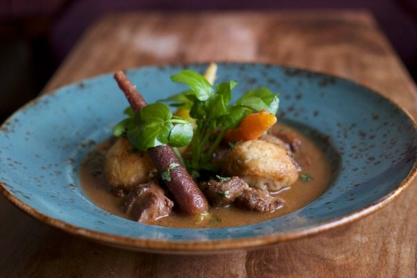 The Cricketers Venison Stew (1)