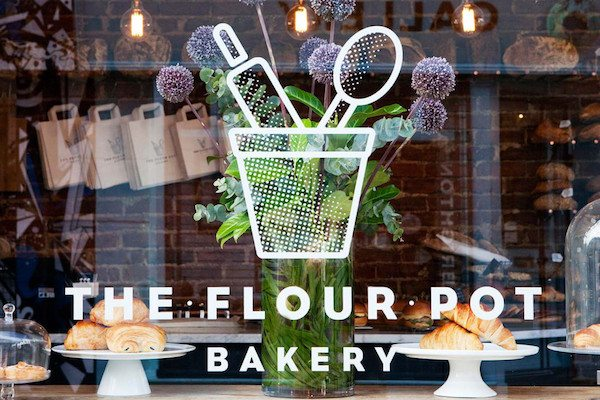The Flour Pot Bakery and Cafe, North Laine, Brighton, dog friendly