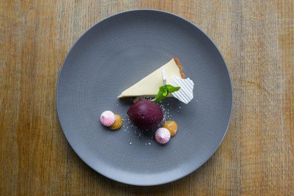 Dessert at Crabtree Horsham