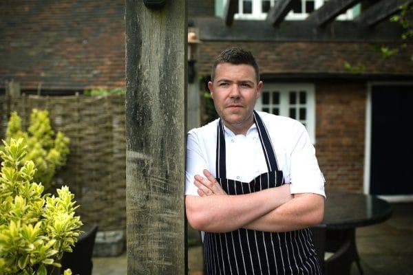 Chef at Crabtree Horsham