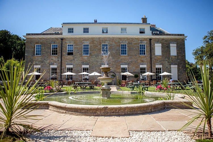 Proud Country House, Stanmer Park, restaurant, Brighton