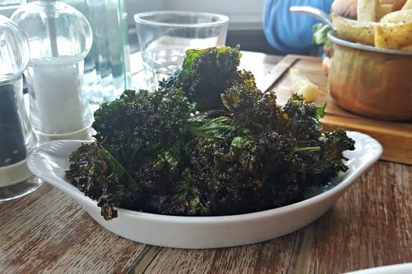 Kale at The Schooner