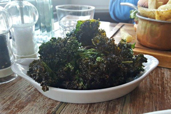Kale at The Schooner