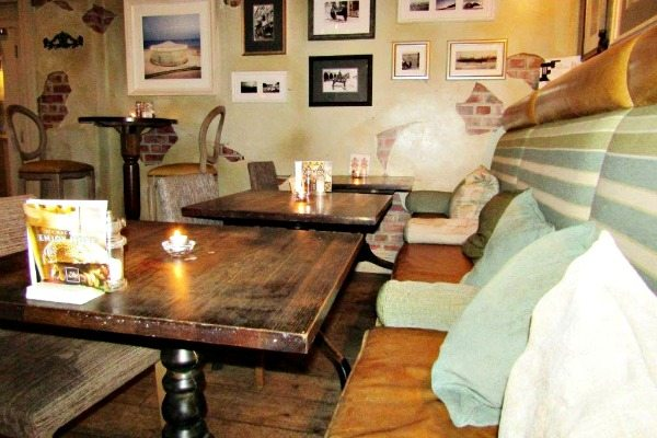 Pub Du Vin Interior