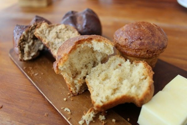 Bread Rolls at Isaace At