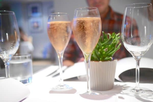 aperitif at drakes - sussex bubbles