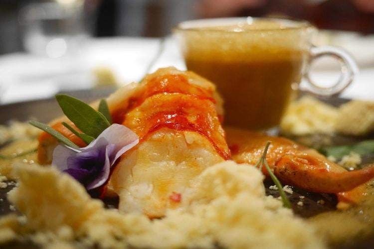 The Restaurant at Drakes   Brighton - Dinner Review