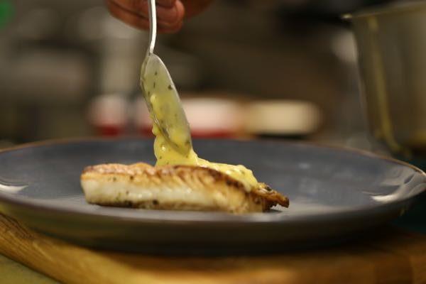 How to make Béarnaise sauce, Grow 40, Restaurant, North Laine, Brighton