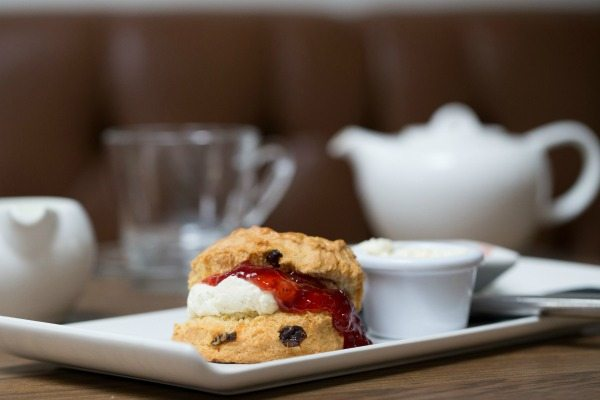 Afternoon tea at Limes of Lindfield