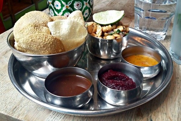 Nibbles at Curry Leaf Cafe