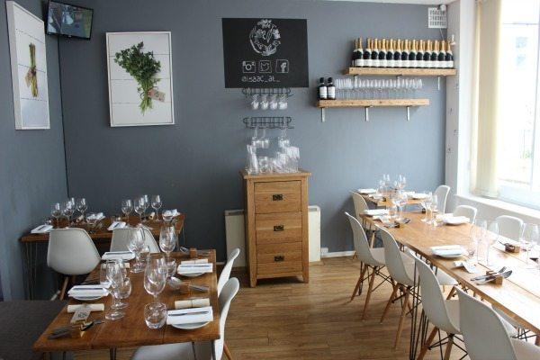 Restaurant at Isaac At (1)