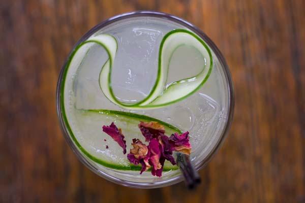 Cocktail at Rootcandi