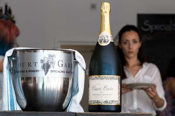 Ten Green Bottles most dog friendly brighton restaurant awards BRAVO