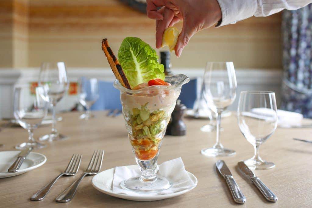 Prawn Cocktail, Pre Theatre Dinner Restaurants In Brighton