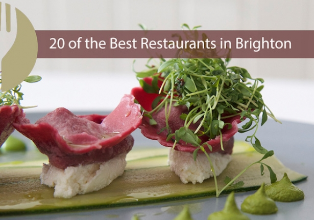 Top 20 Best Restaurants In Brighton