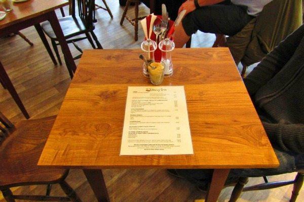 Cherry Tree Table