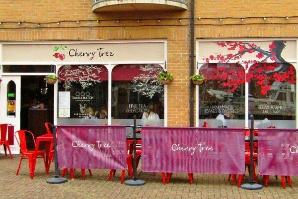 Cherry Tree exterior