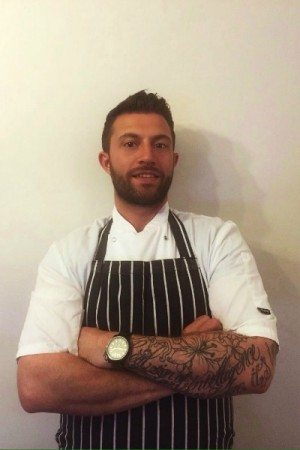 Lee Redman, Chef at The Jetty Brighton