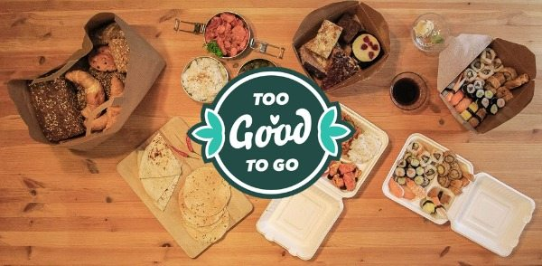 logo for Too Good To Go