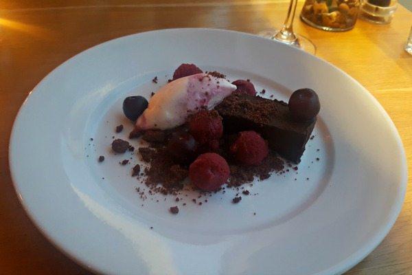 Gluten Free Cake London Baker Street