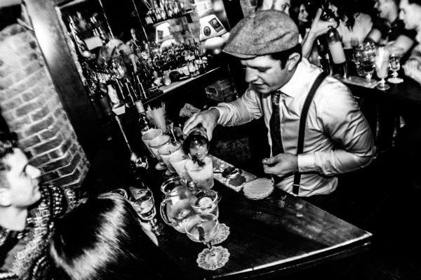 Cocktail bar BYOC