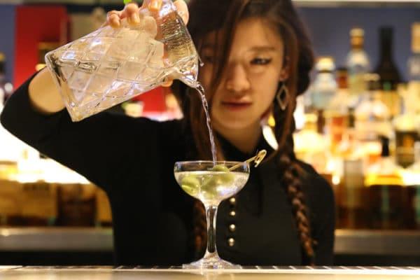 Cocktails Brighton at Merkaba