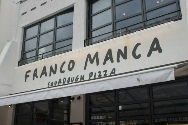 Franco Manca best budget bites brighton restaurant awards BRAVO