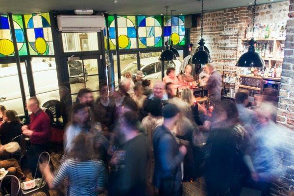 Plateau restaurant and cocktail bar Brighton
