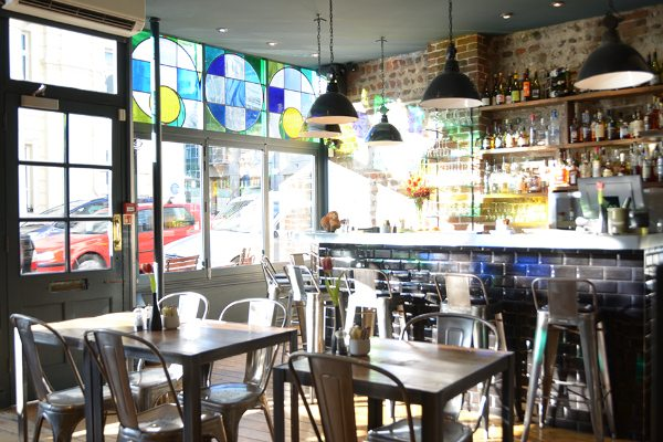 Plateau cocktail bar Brighton