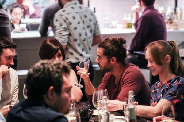 Ten Green bottles best instagram brighton restaurant awards BRAVO