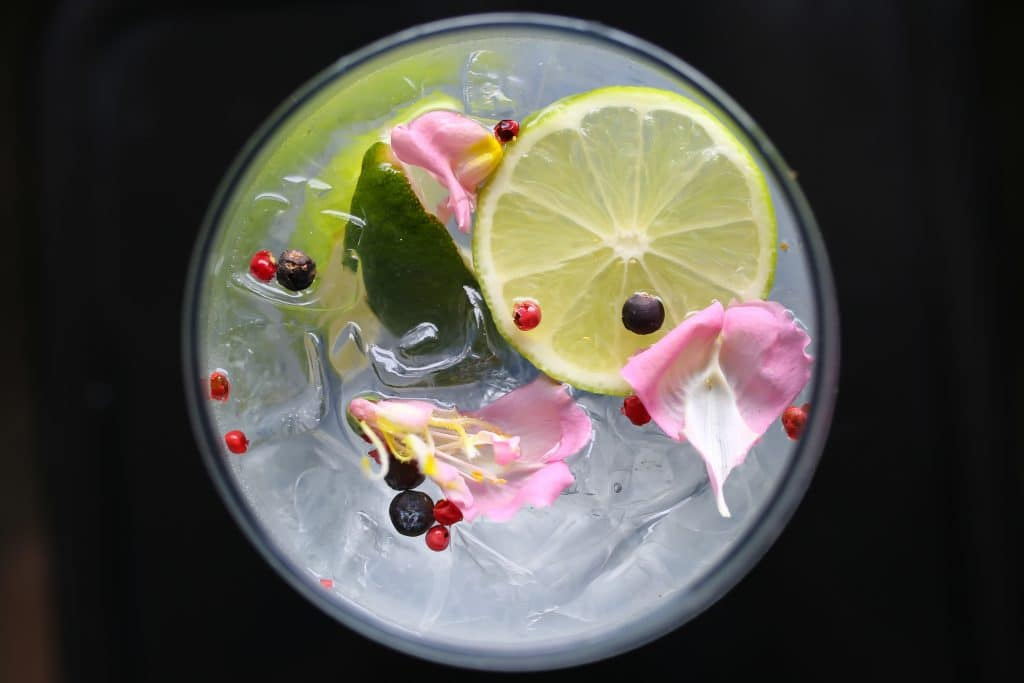 Brighton Food Photographer, Food Photography - Cocktail at Lucky Beach