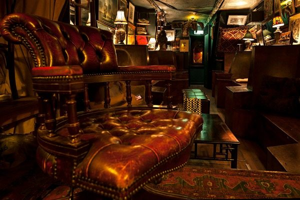 The Black Dove pub in Kemptown, Brighton