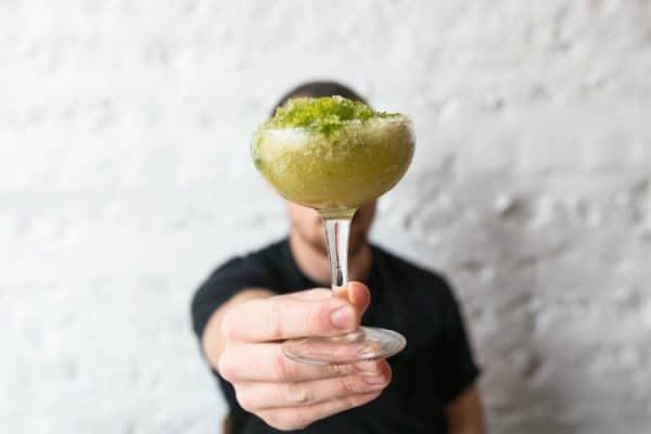 Cocktail at Silo Brighton