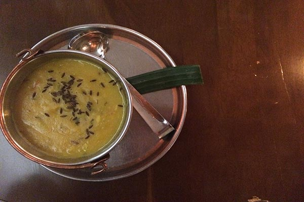 dal - Indian Summer, vegetarian