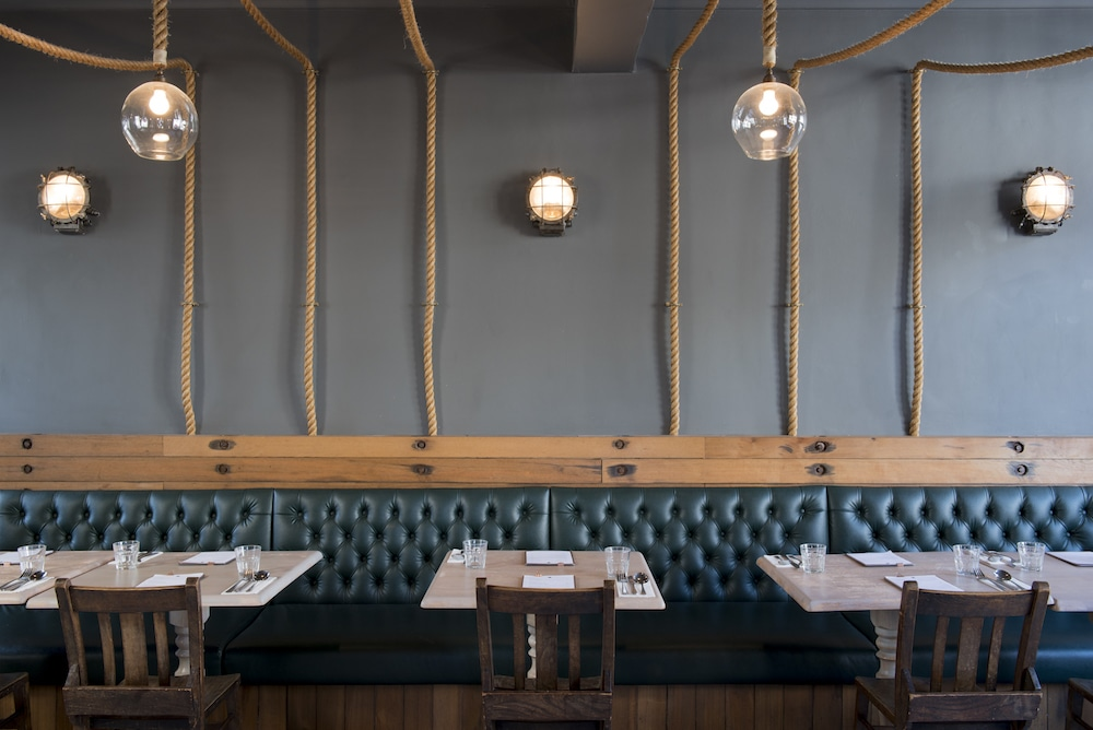 The Urchin Interior - Hove Restaurants