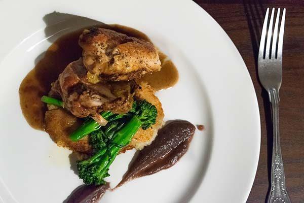 Chicken main, The Talbot